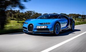 Photo of Bugatti Chiron