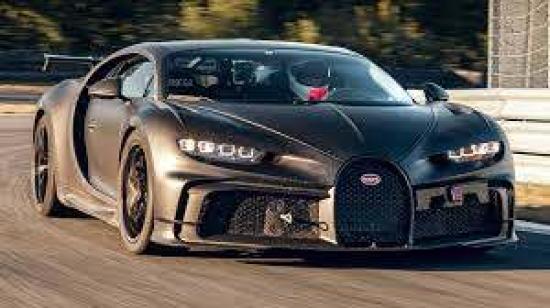 Image of Bugatti Chiron Pur Sport
