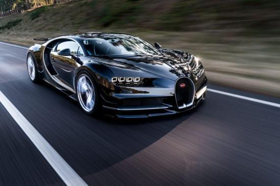 Image of Bugatti Chiron