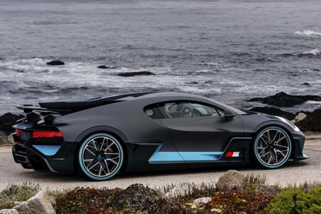 Image of Bugatti Divo