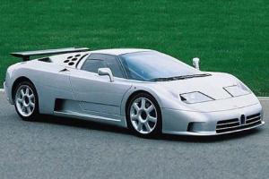 Picture of Bugatti EB 110 SS (US spec)