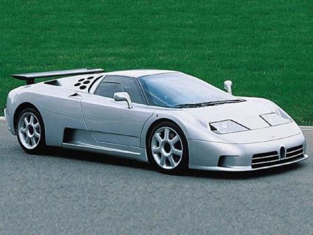 Image of Bugatti EB 110 SS