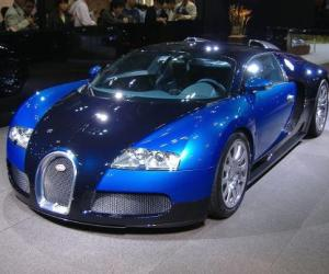 Picture of Bugatti EB 16.4 Veyron