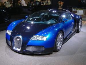 Photo of Bugatti EB 16.4 Veyron