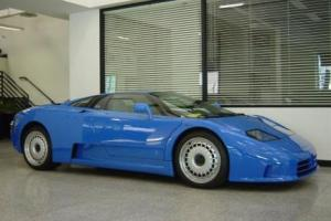 Picture of Bugatti EB110 GT