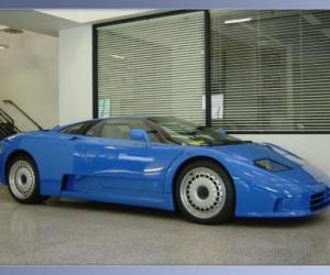Picture of Bugatti EB110 GT