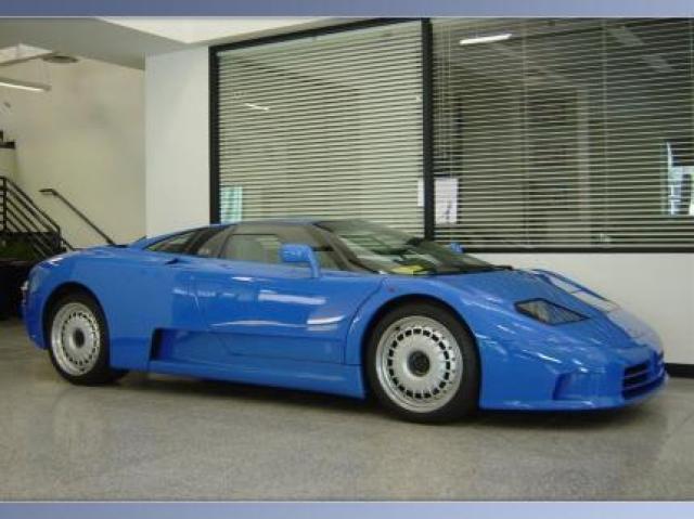 Image of Bugatti EB110 GT