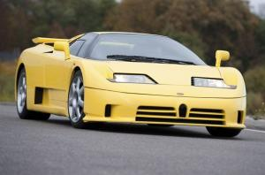 Photo of Bugatti EB110 SS