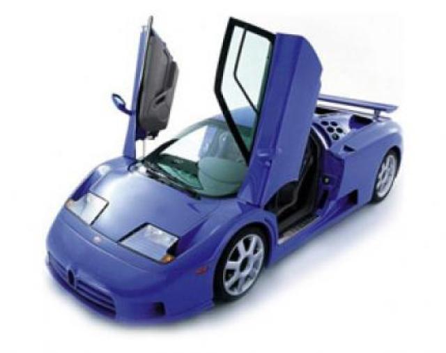 Image of Bugatti EB110 SS
