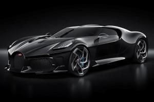 Picture of Bugatti La Voiture Noire