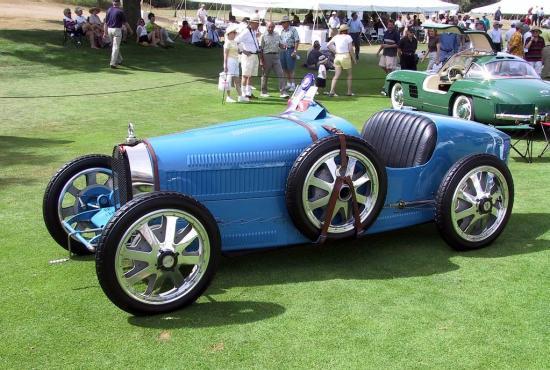 Image of Bugatti Type 35
