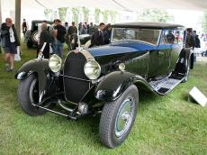 Bugatti Type 41 Royale Kellner Coach