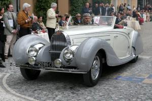Picture of Bugatti Type 57 C Gangloff Cabriolet
