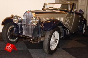 Picture of Bugatti Type 57 Corsica Drophead Coupe
