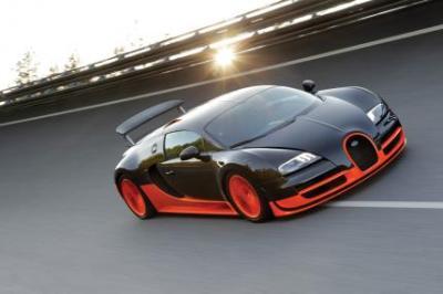 Image of Bugatti Veyron 16.4 Super Sport
