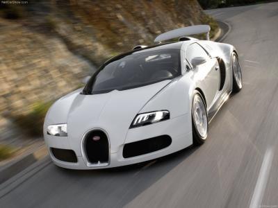 Image of Bugatti Veyron Grand Sport