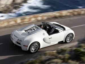 Photo of Bugatti Veyron Grand Sport