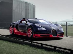 Photo of Bugatti Veyron Grand Sport Vitesse