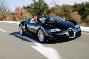 Picture of Bugatti Veyron Grand Sport Vitesse