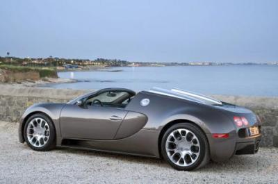 Image of Bugatti Veyron Grand Sport