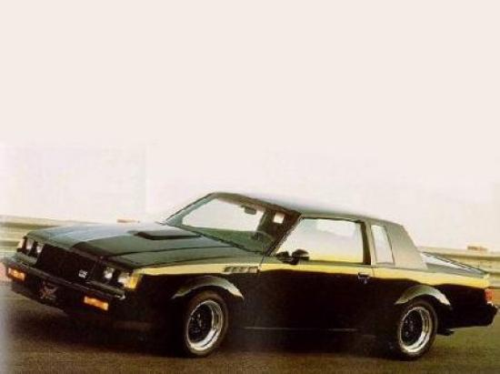Image of Buick GNX