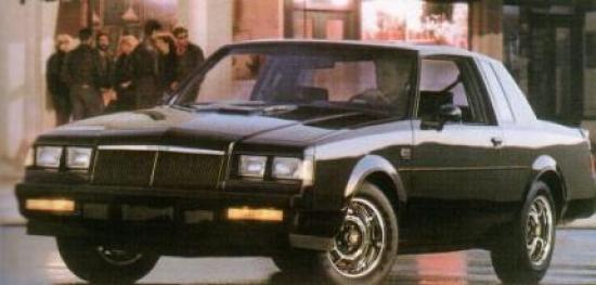Image of Buick Grand National