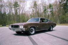 Buick GranSport Stage 1 GS 455