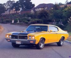 Buick GSX Stage 2