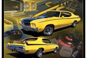 Picture of Buick GSX Stage 2