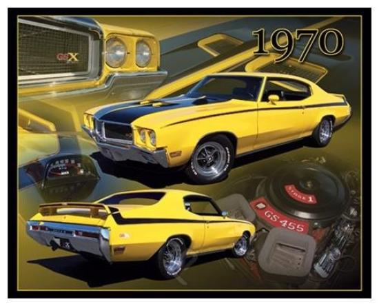 Image of Buick GSX Stage 2