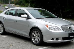 Picture of Buick Lacrosse 3.6