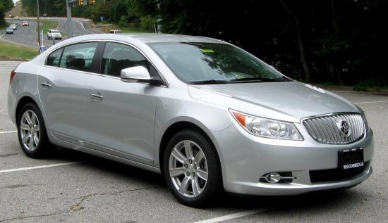 Image of Buick Lacrosse 3.6