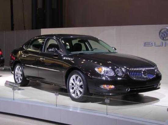 Image of Buick LaCrosse Super