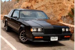Picture of Buick Regal Grand National