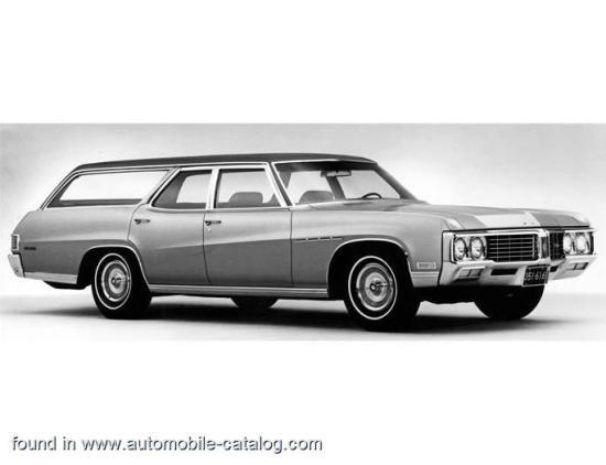 Image of Buick Sport Wagon