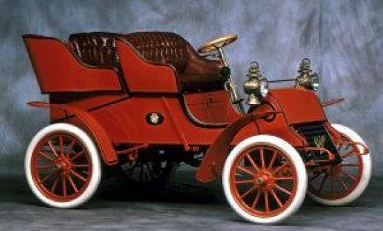 Image of Cadillac 6.5 HP Runabout