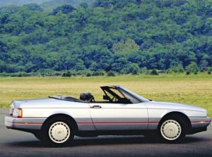 Photo of Cadillac Allante