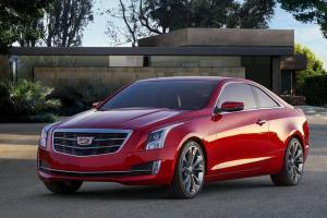 Picture of Cadillac ATS 3.6 V6 AWD Coupe
