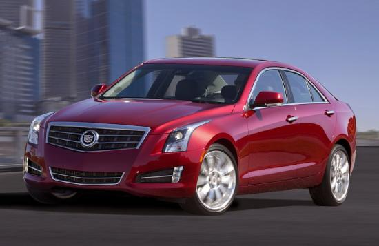 Image of Cadillac ATS 3.6
