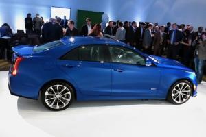 Photo of Cadillac ATS-V