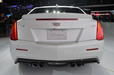 Image of Cadillac ATS-V Coupe
