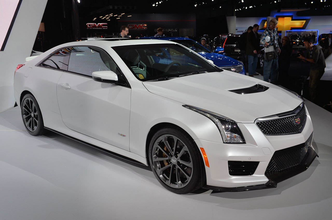 Cadillac Ats V Coupe Laptimes Specs Performance Data Fastestlaps Com