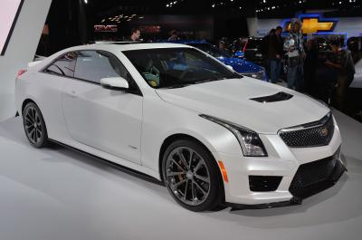 Image of Cadillac ATS-V Coupe