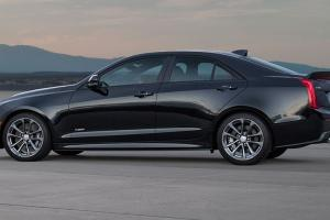 Picture of Cadillac ATS-V