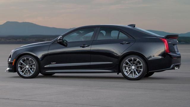 Image of Cadillac ATS-V