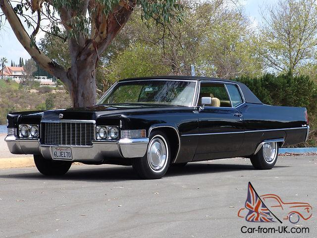 Image of Cadillac Coupe DeVille