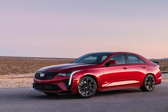 Image of Cadillac CT4-V Blackwing