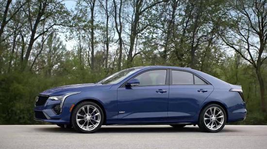 Image of Cadillac CT4-V