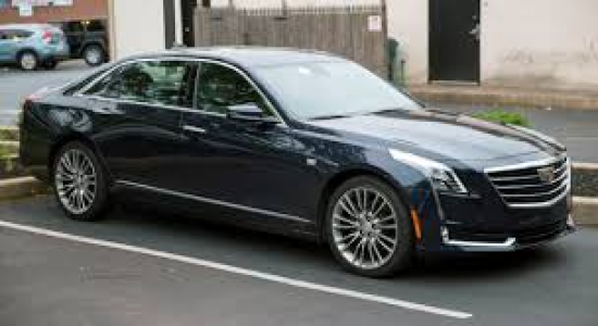 Image of Cadillac CT6 3.0