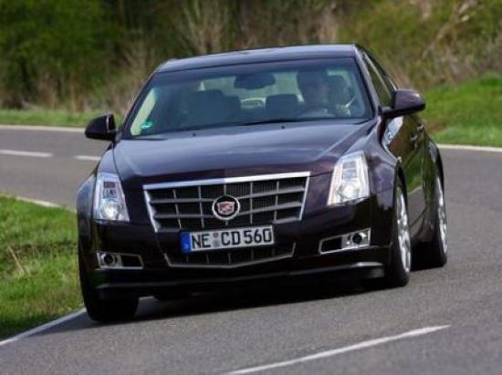 Image of Cadillac CTS 3.6 V6